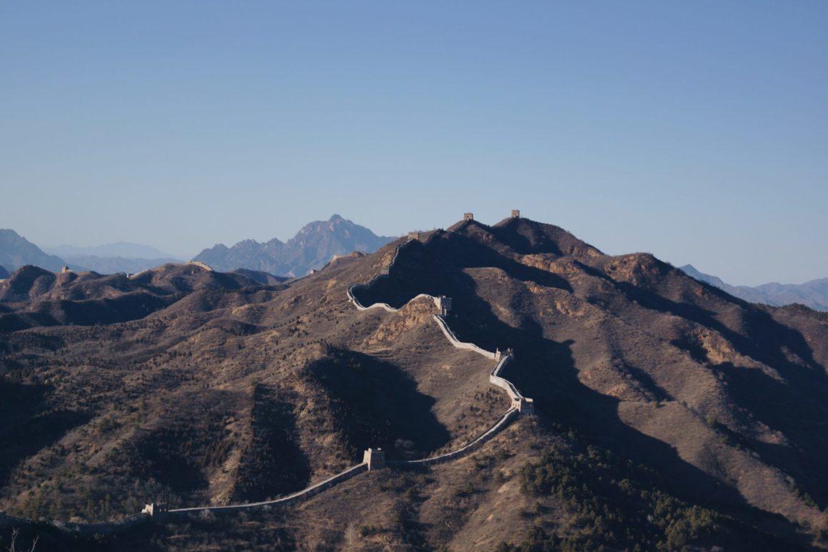 La Muraille de Chine victime du surtourisme