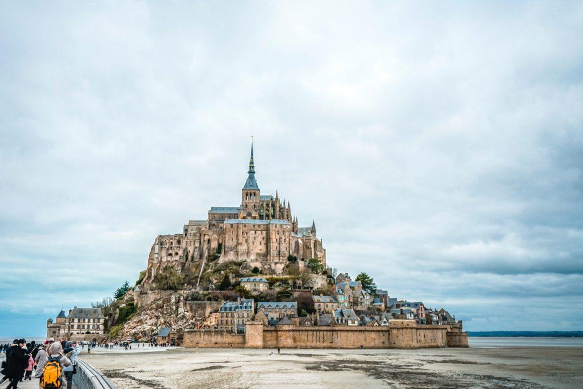 La Mont Saint Michel victime du surtourisme