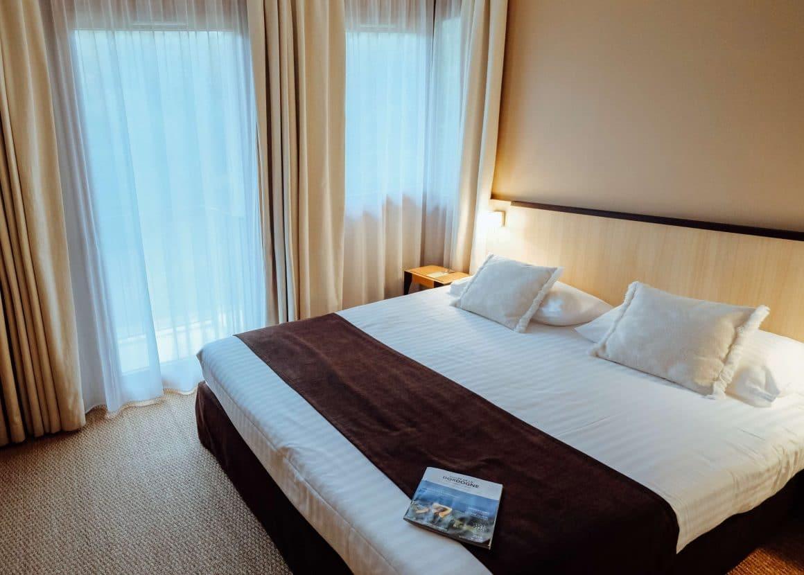 La chambre d'hotel
