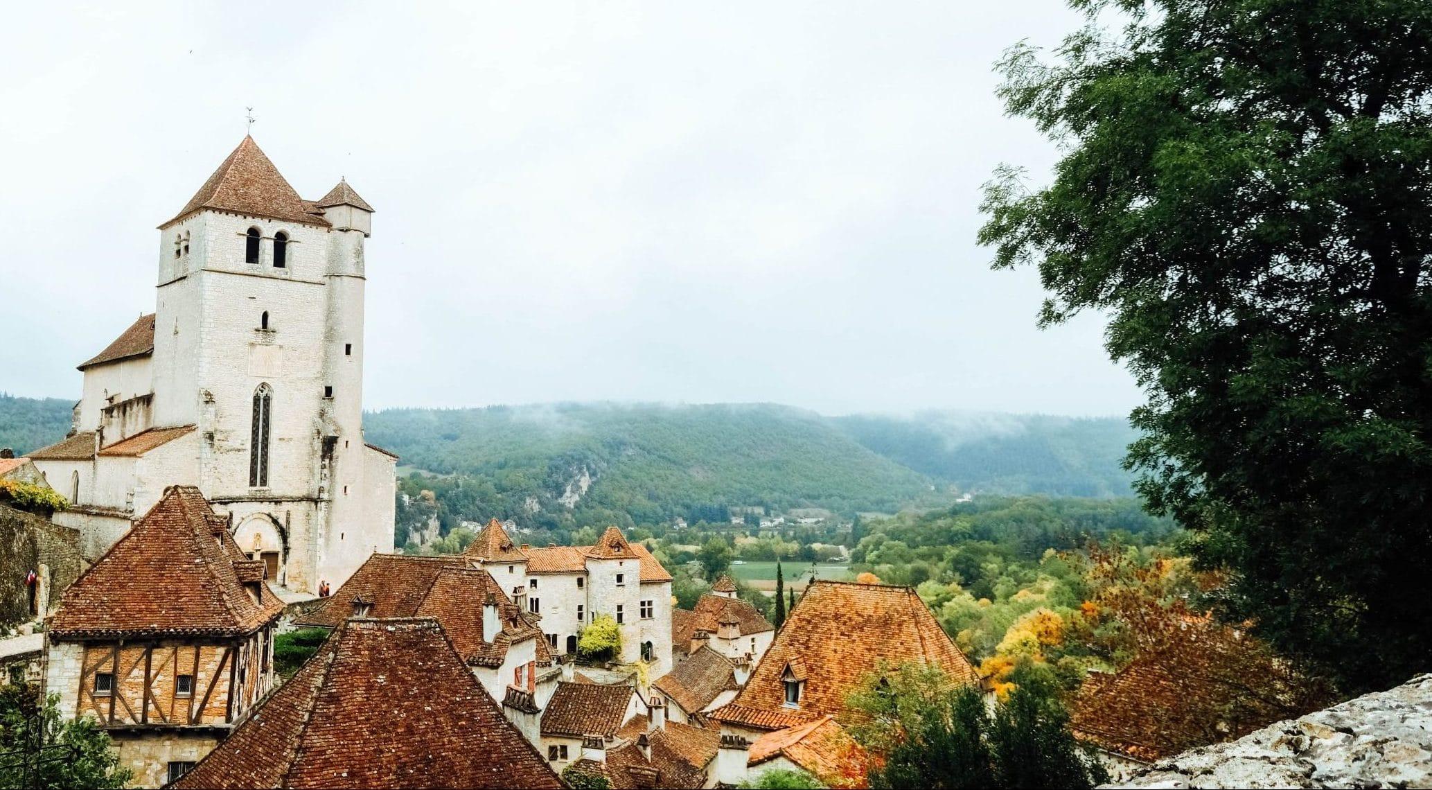 Saint-Cirq-Lapopie (Occitanie)