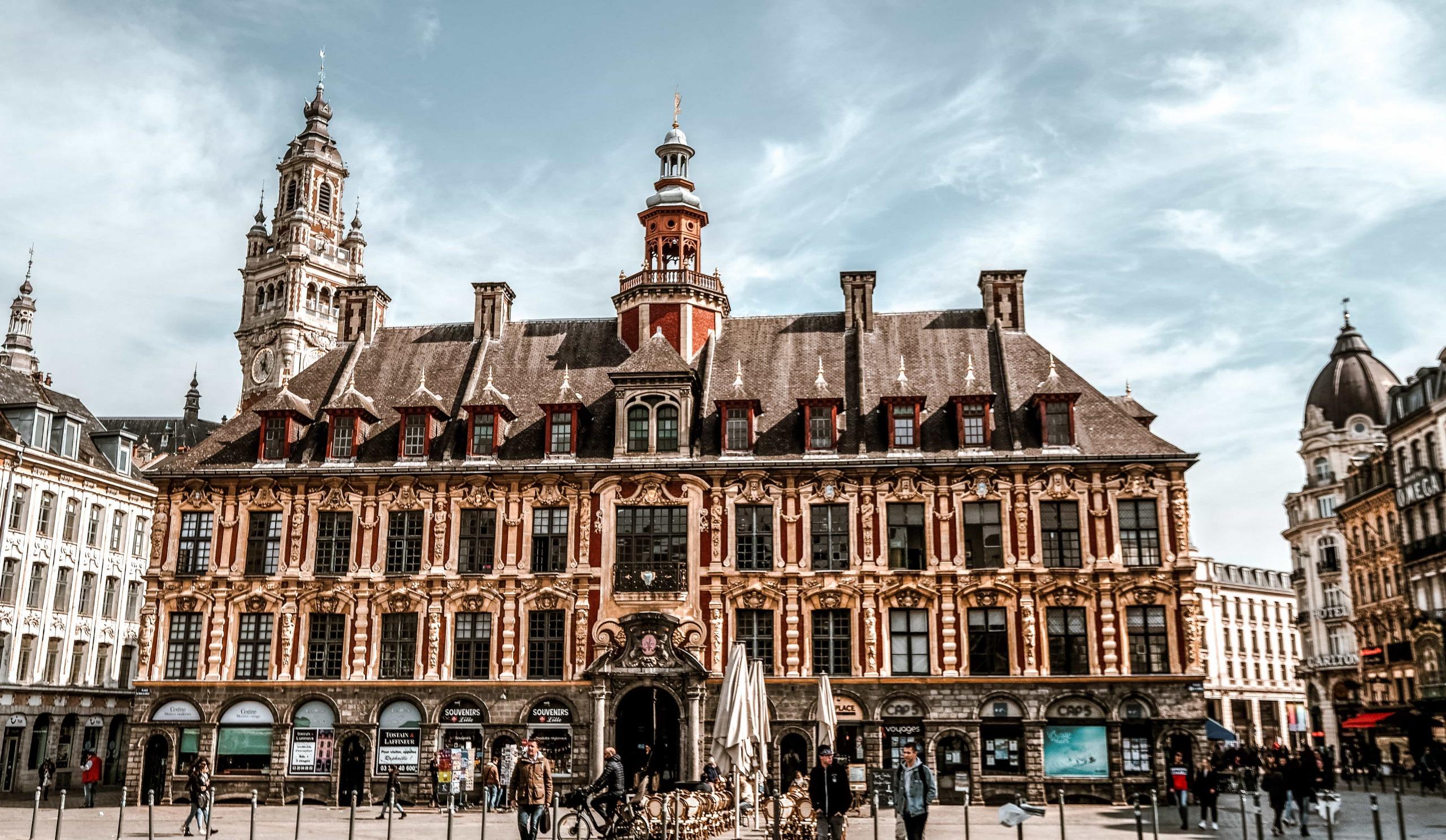 Lille (Hauts-de-France)