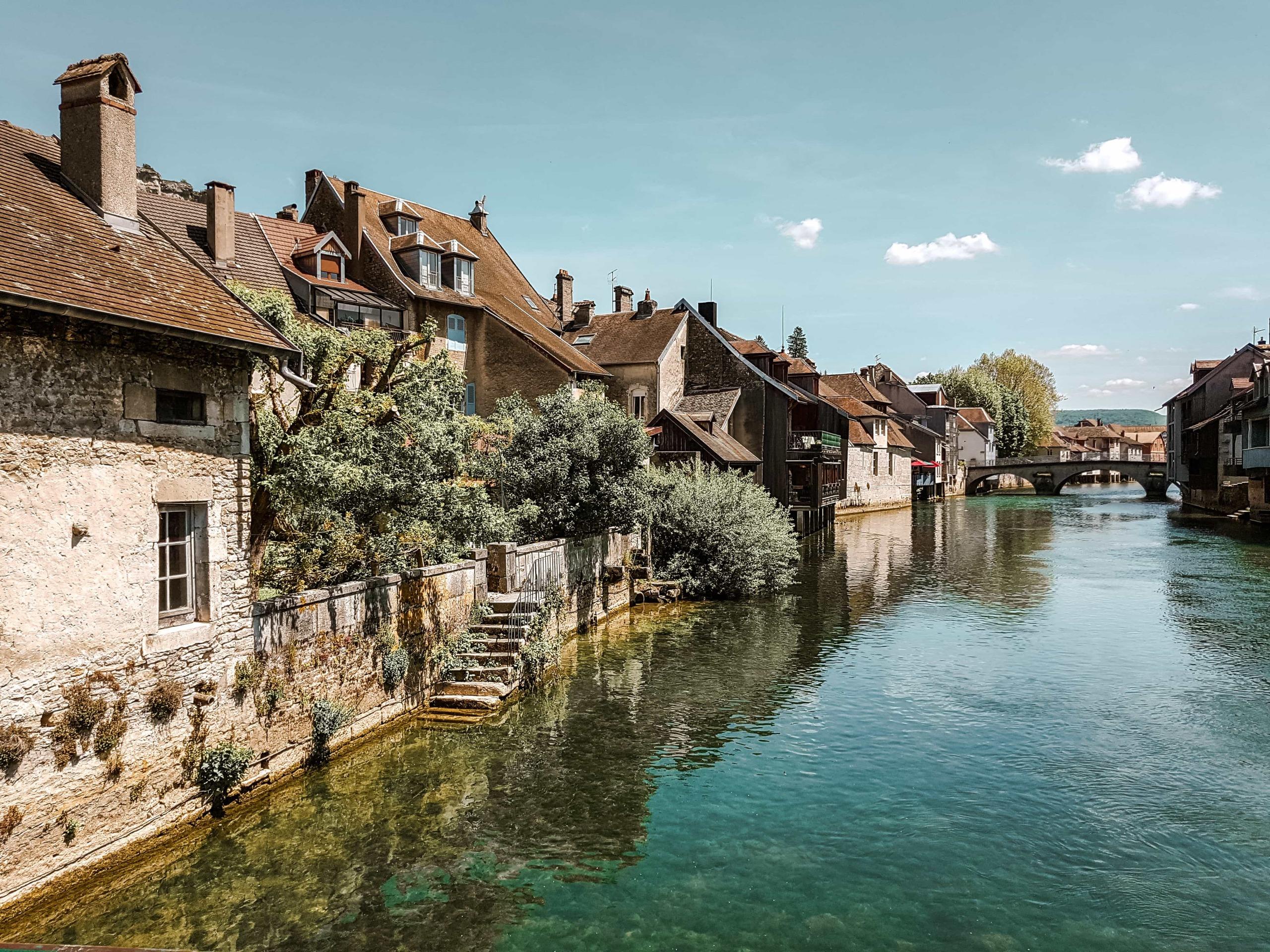 Ornans (Bourgogne-France-Comté)