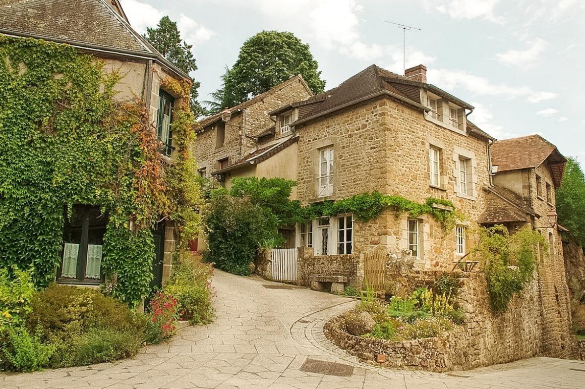 Saint-Céneri-le-Gérei (Normandie)