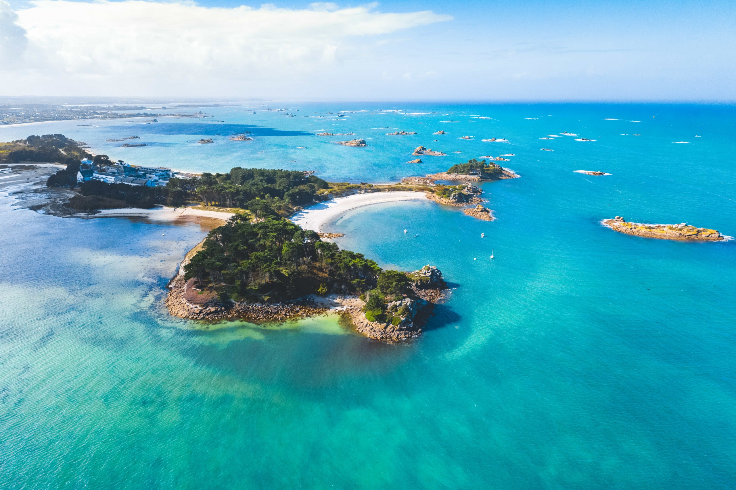 L'Île de Batz (Bretagne)