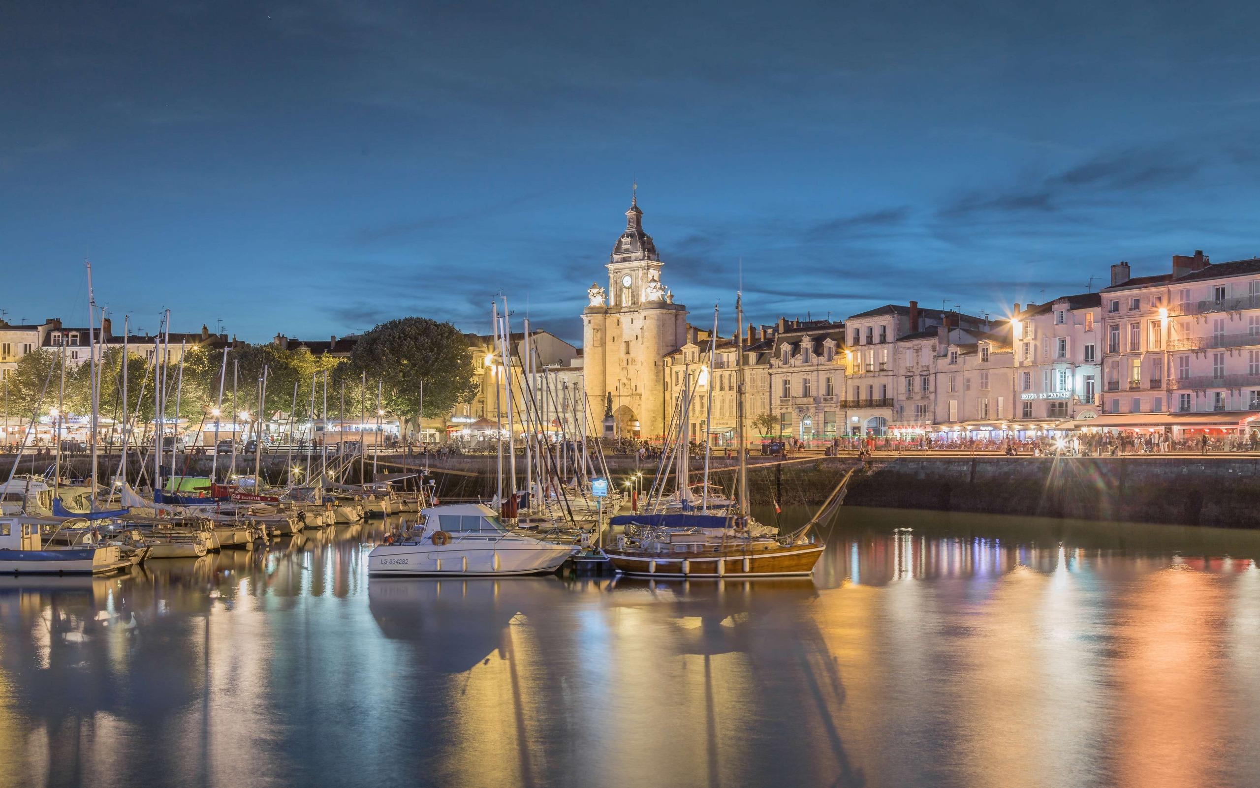 La Rochelle (Nouvelle-Aquitaine)