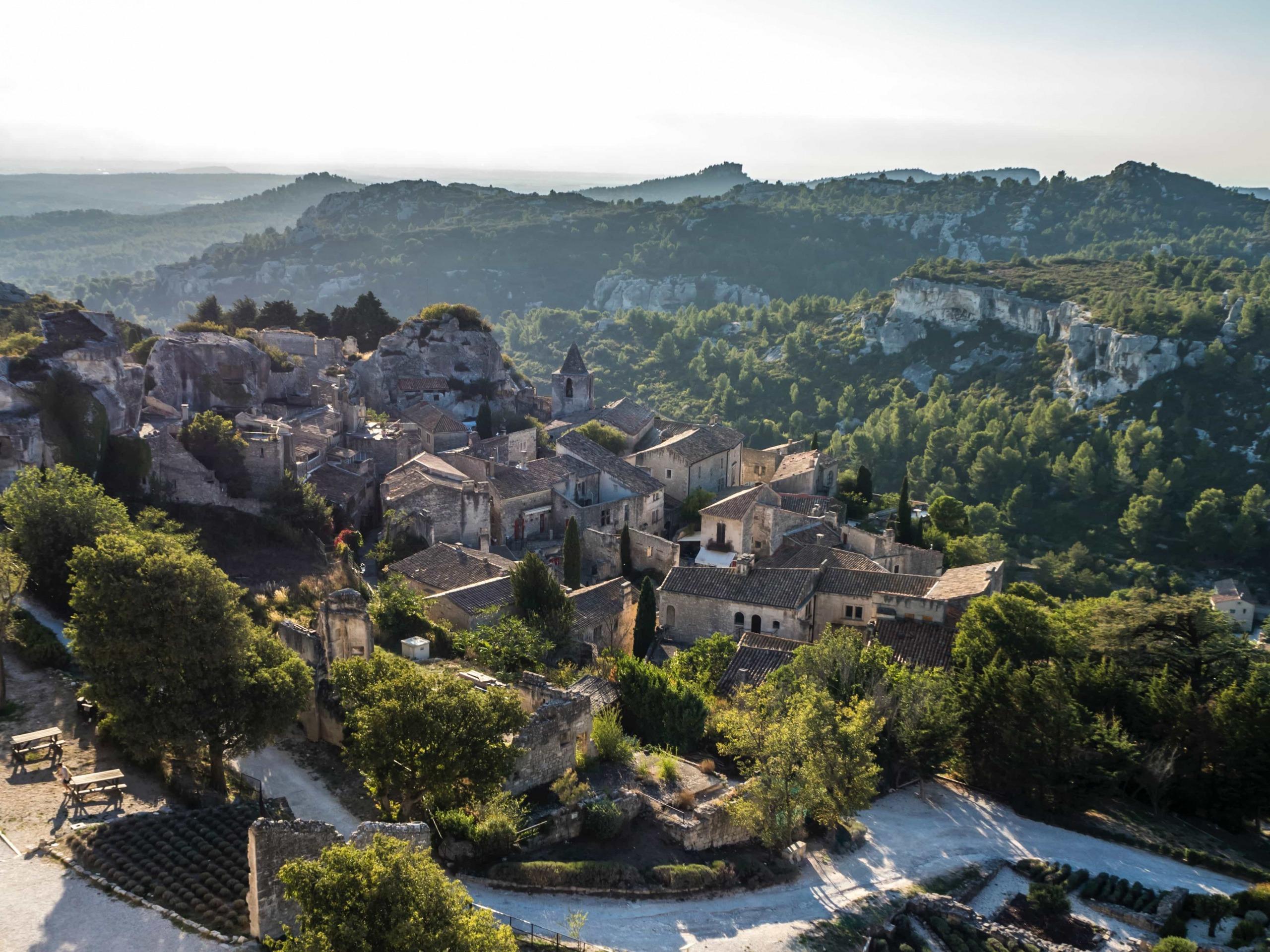 Les Baux-de-Provence (Provence-Alpes-Côte d'Azur)