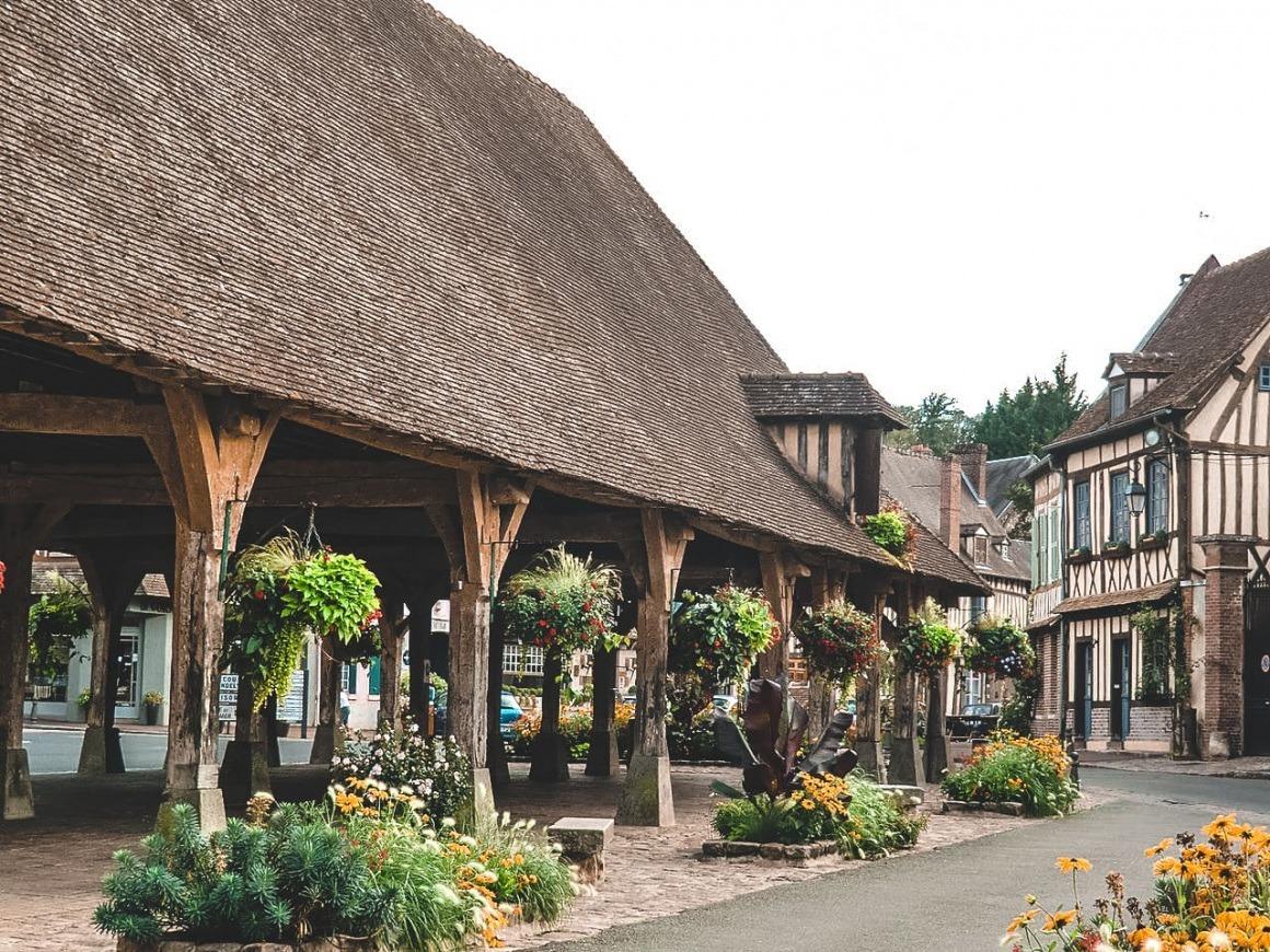 Lyons-la-Forêt (Normandie)