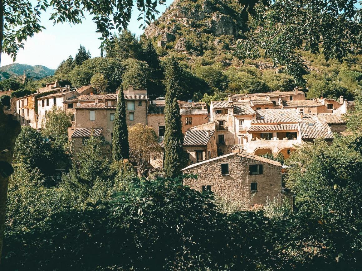 Saint-Guilhem-le-Désert (Occitanie)