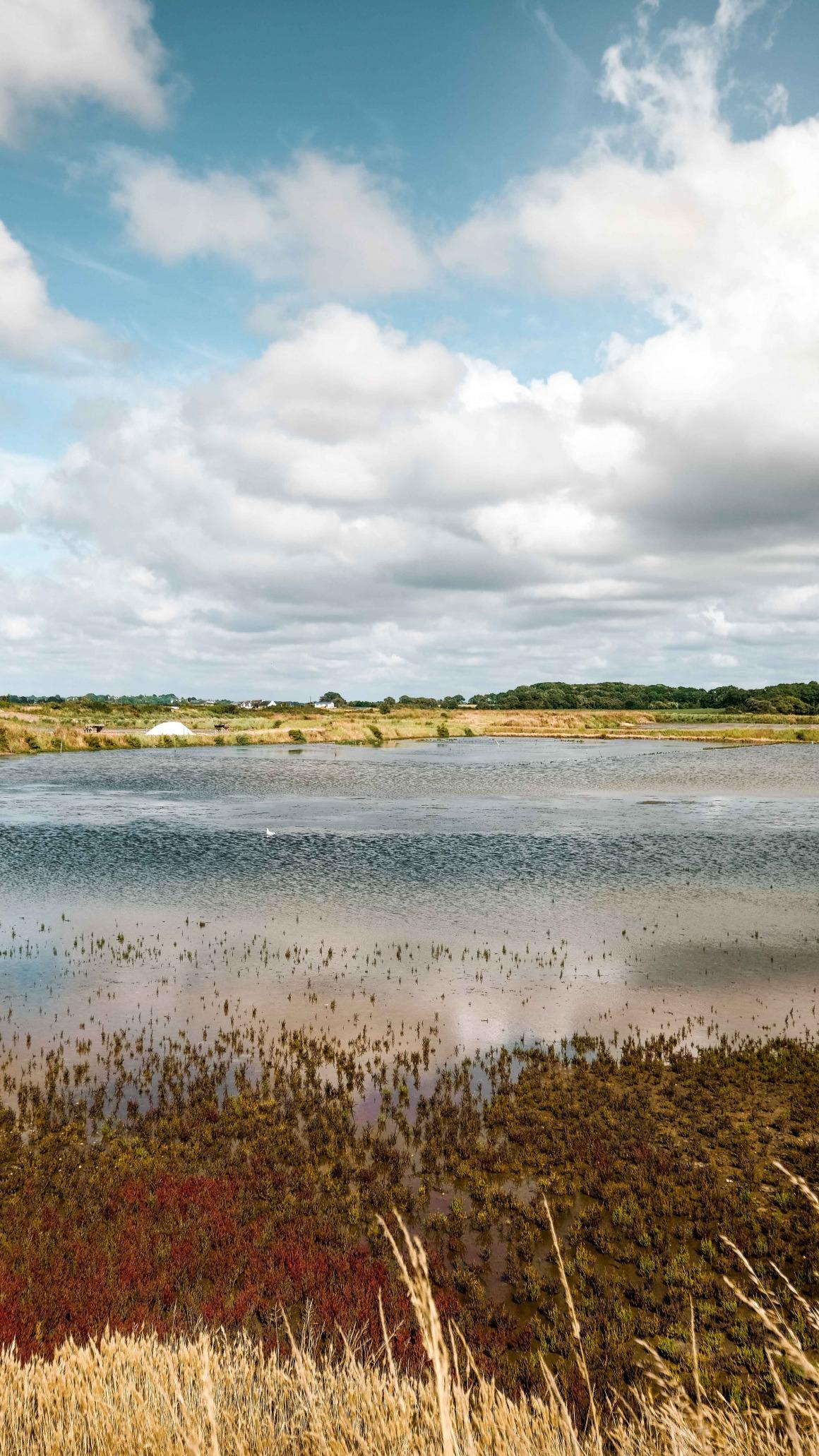 Bassin du Mès marais salants vacances Loire-Atlantique